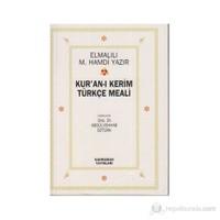 Kur'an-I Kerim Türkçe Meali (Cep Boy)