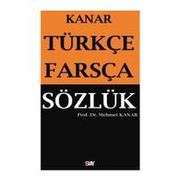 Türkçe-Farsça Sözlük (Orta Boy) - Mehmet Kanar