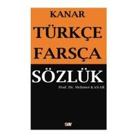 Türkçe Farsça Sözlük (Küçük Boy)-Mehmet Kanar