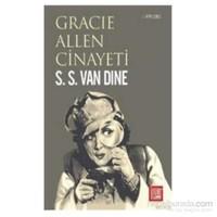 Gracıe Allen Cinayeti-S. S. Van Dine