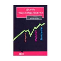 Eğitimde Program Değerlendirme