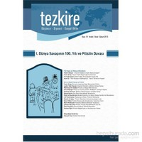 Tezkire Sayı:51 Aralık/Ocak/Şubat-Kolektif