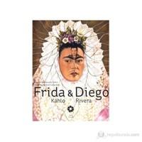 Frida Kahlo Ve Diego Rivera Sergi Kataloğu - (Gelman Koleksiyonu'Ndan Frida Kahlo Ve Diego Rivera /-Kolektif