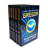 Gregor Yeraltı Günlükleri Serisi (5 Kitap) - Suzanne Collins