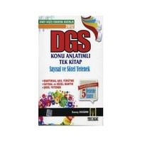 Tekağaç Dgs Konu Anlatımlı Tek Kitap 2012