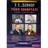Esen 11.Sınıf Türk Edebiyatı Konu Anlatımlı