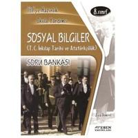 Esen 8.Sınıf Sosyal Bilgiler Sbs'ye Hazırlık Okula Yardımcı Soru Bankası
