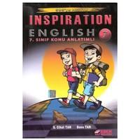 Esen 7.Sınıf Inspiration English Sbs'ye Hazırlık Okula Yardımcı Konu Anlatımlı
