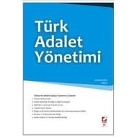Türk Adalet Yönetimi
