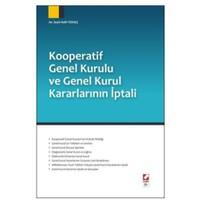 Kooperatif Genel Kurulu ve Genel Kurul Kararlarının İptali