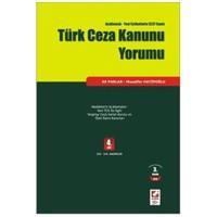 Türk Ceza Kanunu Yorumu (4 Cilt)