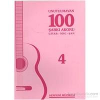 Unutulmayan 100 Şarkı Akoru Gitar Org Şan 4