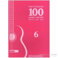 Unutulmayan 100 Şarkı Akoru Gitar Org Şan 6