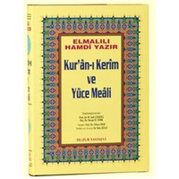 Orta Boy Kur'an-ı Kerim ve Yüce Meali