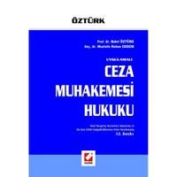 Ceza Muhakemesi Hukuku (Bahri Öztürk)