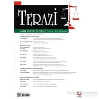 Terazi Aylık Hukuk Dergisi Sayı:99 Kasım 2014