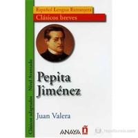 Pepita Jiménez (Clásicos breves- Nivel Avanzado) İspanyolca Okuma Kitabı