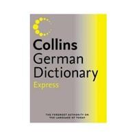 Collins German Dictionary Express