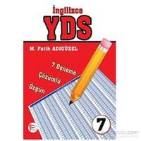 Pelikan 2014 YDS 7 İngilizce Çözümlü Deneme