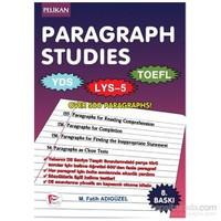 Pelikan Paragraph Studies YDS-LYS – 5 – Toefl