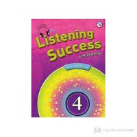 Listening Success 4 With Dictation + Mp3 Cd