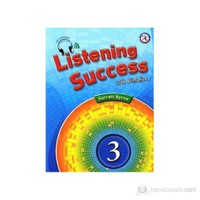 Listening Success 3 With Dictation + Mp3 Cd