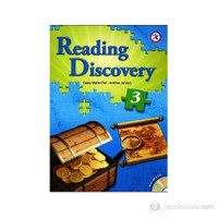Reading Discovery 3 + Mp3 Cd-Casey Malarcher