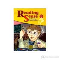Reading Sense 2 With Workbook + Cd