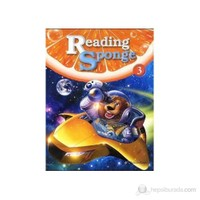 Reading Sponge 3 With Workbook + Cd-Ryan P. Lagace