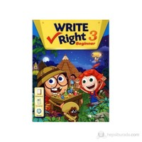 Write Right Beginner 3 With Workbook-J. K. Johnson