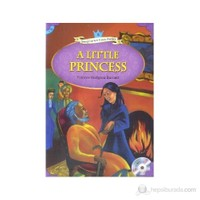 A Little Princess + Mp3 Cd (Ylcr-Level 4)-Frances Hodgson Burnett