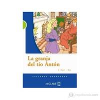 La Granja Del Tio Anton (Lg Nivel-2) İspanyolca Okuma Kitabı