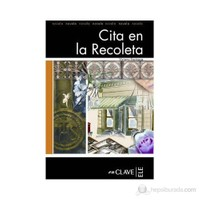 Cita En La Recoleta (Lfee Nivel-3) İspanyolca Okuma Kitabı