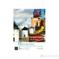 Bienvenidos 2 Libro Alumno (Ders Kitabı +Audio Descargable) İspanyolca - Turizm Ve Otelcilik-Margarita Goded