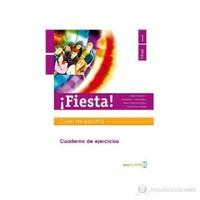 Fiesta! 1 Cuaderno De Ejercicios (Çalışma Kitabı) 13-15 Yaş İspanyolca Temel Ve Orta-Alt Seviye