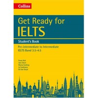 Get Ready For Ielts Student'S Book +Mp3 Cd - Rhona Snelling