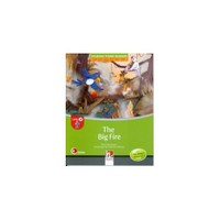 The Big Fire Young Readers Level A Cd Helbling Languages