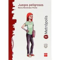 Juegos Peligrosos +Cd (Metropolis Nivel B2)