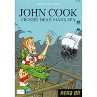 John Cook Crosses Dead Man's Sea / John Cook Makes Chilli Sauce + Cd (Read On Level - 1)