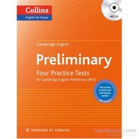 Cambridge English Preliminary (Pet) +Mp3 Cd (4 Practice Tests) - Peter Travis