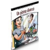 Un giorno diverso +CD -İtalyanca Okuma Kitabı Orta Seviye(A2-B1)
