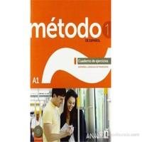 Método 1 Cuaderno de Ejercicios A1 +CD (İspanyolca Temel Seviye çalışma Kitabı +CD)