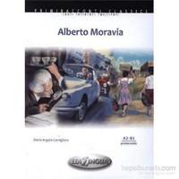 Alberto Moravia +CD (İtalyanca Okuma Kitabı Orta-üst Seviye) A2-B1