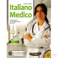 Italiano Medico +CD (Tıbbî İtalyanca) B1-B2
