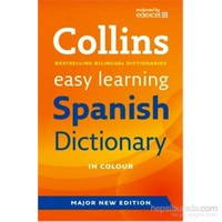 Collins Easy Learning Spanish Dictionary (Seventh edition)