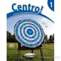 Centro! 1 +Cd (İtalyanca Dilbilgisi Ve Kelime Çalışmaları) A1-A2 - Manuela Brizzi