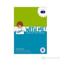 Move With Me! English Notebook-Kolektif