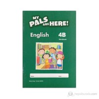 My Pals Are Here! English Workbook 4-B-Judy Ling