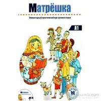Matryoshka A1 +CD Rusça Ders Kitabı - N. B. Karavanova