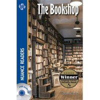 The Bookshop +Cd (Nuance Readers Level–2) A1+